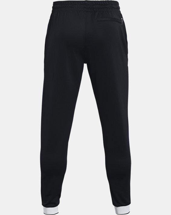 Men's UA RUSH™ Pants, Black, pdpMainDesktop image number 5