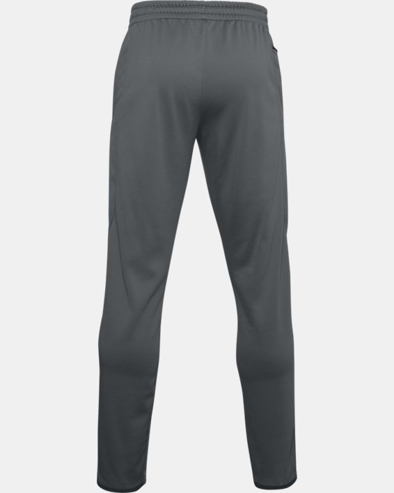 Men's Armour Fleece® Pants, Gray, pdpMainDesktop image number 3