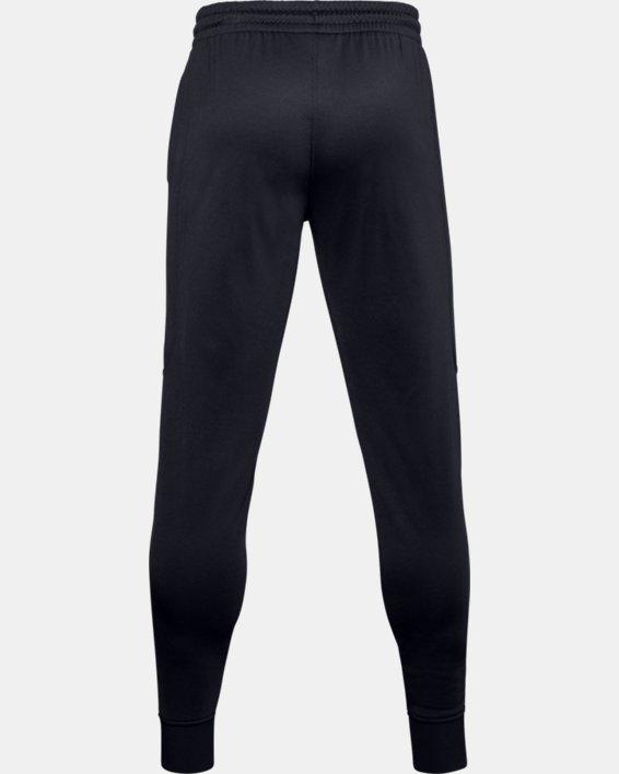 Men's Armour Fleece® Joggers, Black, pdpMainDesktop image number 5