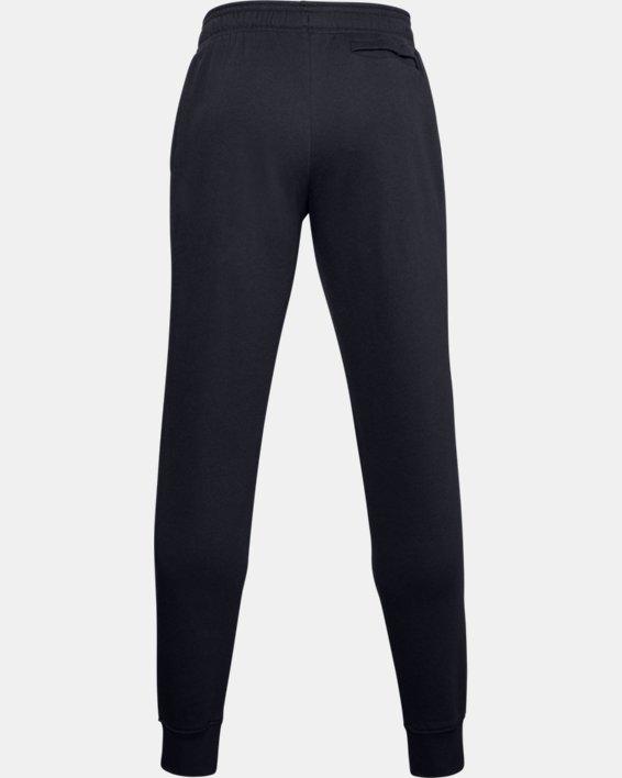 Pantalon de jogging UA Rival Fleece pour homme, Black, pdpMainDesktop image number 3