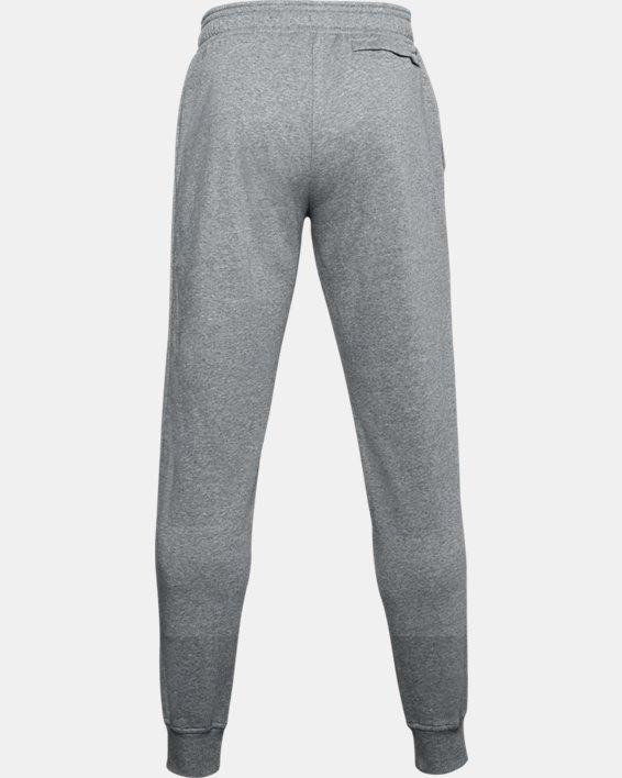 Pantalon de jogging UA Rival Fleece pour homme, Gray, pdpMainDesktop image number 5