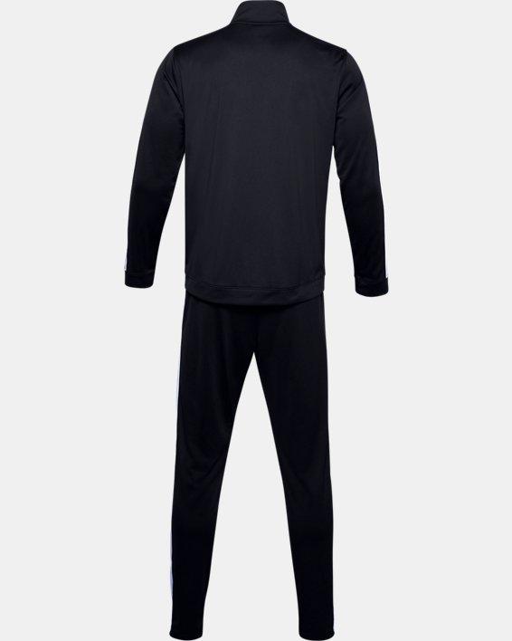 Men's UA EMEA Track Suit, Black, pdpMainDesktop image number 5