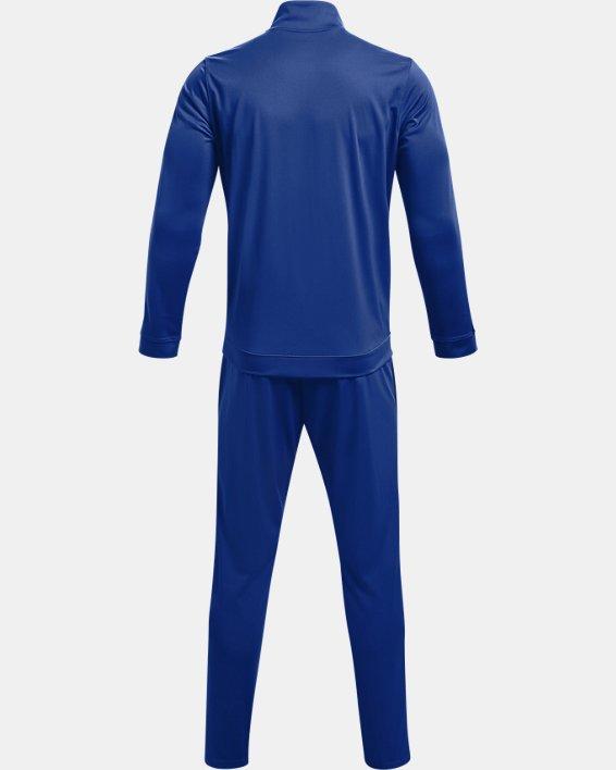 Men's UA Knit Track Suit, Blue, pdpMainDesktop image number 5