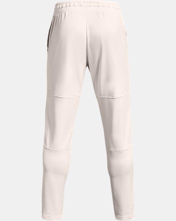 Pantalon de survêtement Project Rock Knit pour homme, White, pdpMainDesktop image number 5