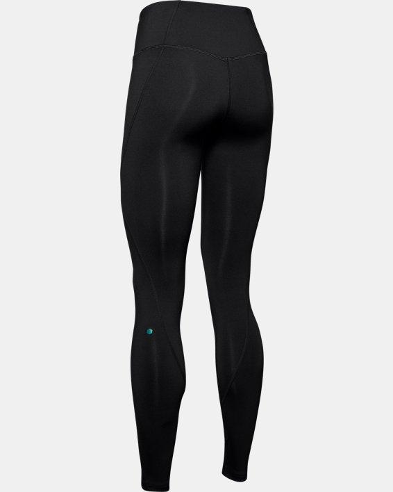 Women's UA RUSH™ Leggings, Black, pdpMainDesktop image number 5
