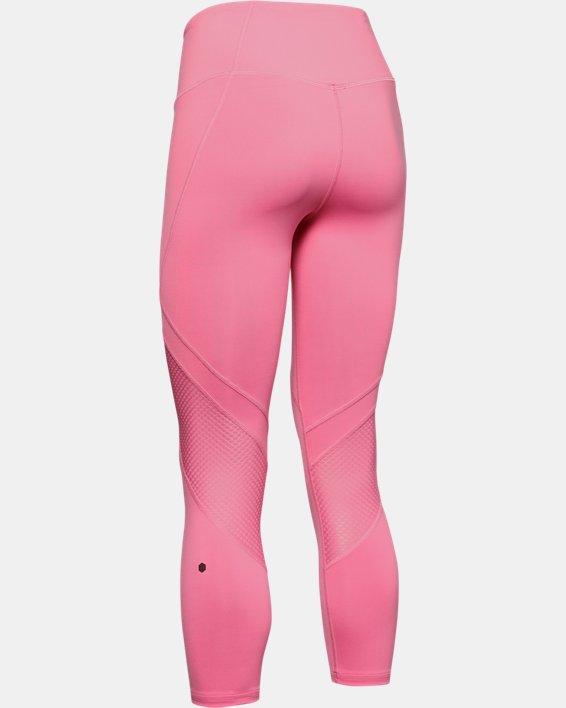 Women's UA RUSH™ Crop, Pink, pdpMainDesktop image number 5