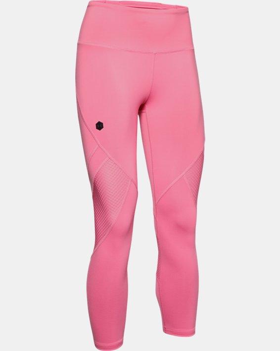 Women's UA RUSH™ Crop, Pink, pdpMainDesktop image number 4