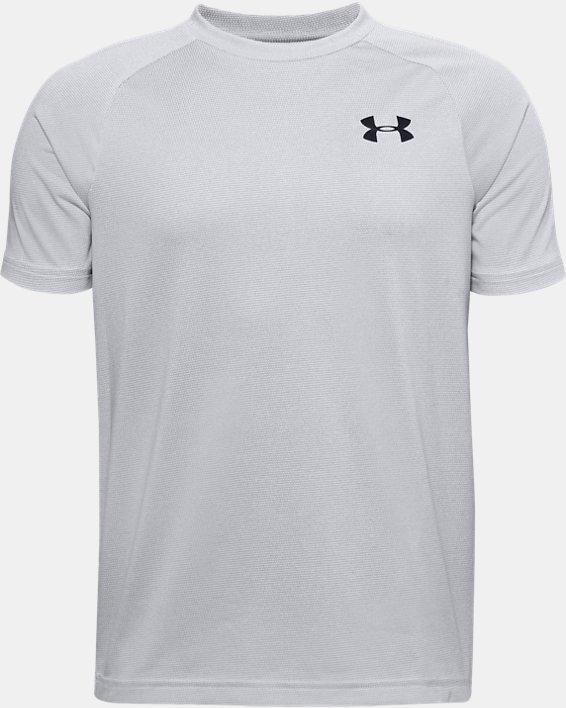 Under Armour Jungen UA Tech™ T-Shirt Grau YMD