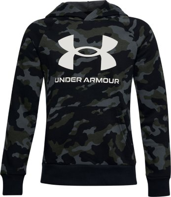 Under Armour Boys Ua Barren Hoodie