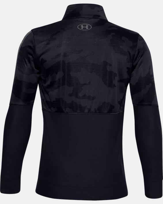 Boys' UA Prototype Jacket, Black, pdpMainDesktop image number 1