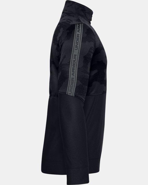 Boys' UA Prototype Jacket, Black, pdpMainDesktop image number 2
