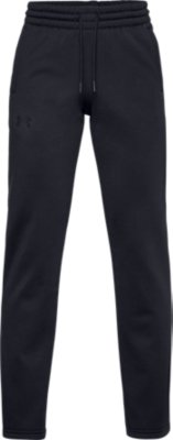 Under Armour Boys Fleece Joggers Trousers