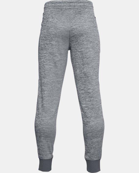 Boys' Armour Fleece® Joggers, Gray, pdpMainDesktop image number 1