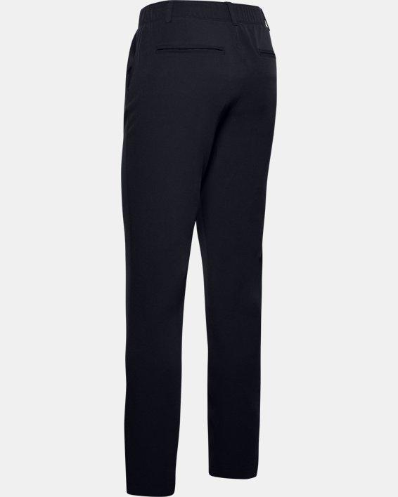 Women's UA Links Pants, Black, pdpMainDesktop image number 6