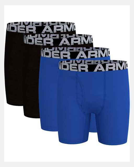 Boys' Boxers, Briefs & Undershirts | Under Armour