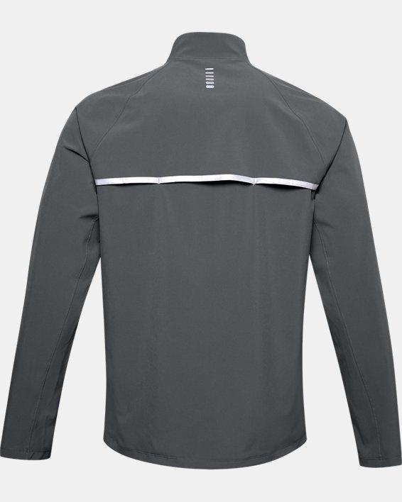 Men's UA Storm Launch 3.0 Jacket, Gray, pdpMainDesktop image number 5
