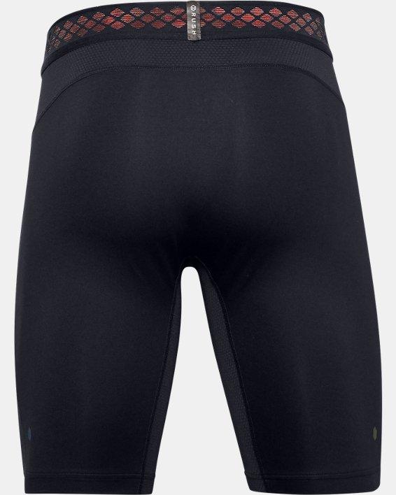 Men's UA RUSH™ HeatGear® 2.0 Compression Shorts, Black, pdpMainDesktop image number 4