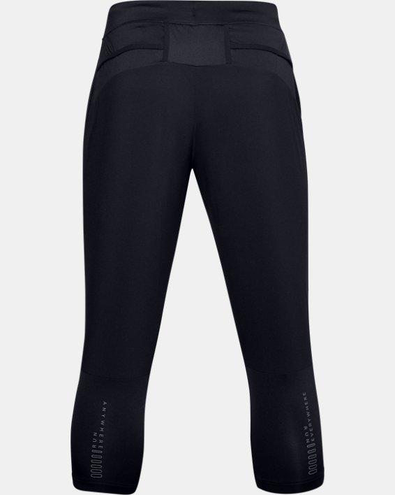 Pantalon ¾ UA Run Anywhere pour homme, Black, pdpMainDesktop image number 4
