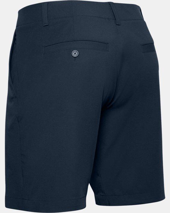 Men's UA Iso-Chill Shorts, Navy, pdpMainDesktop image number 6