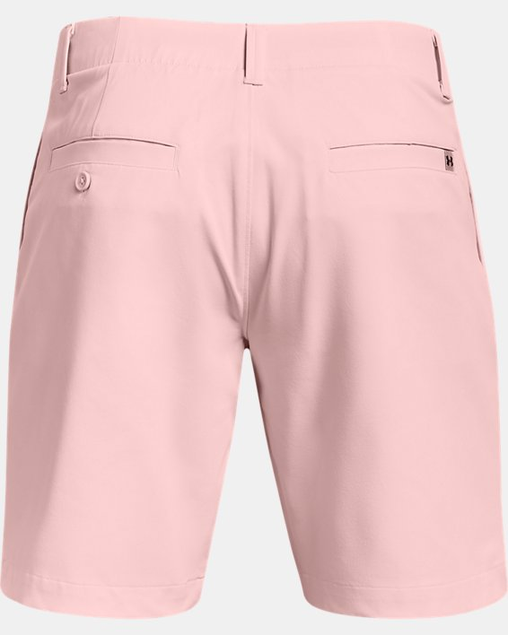 Short UA Iso-Chill pour homme, Pink, pdpMainDesktop image number 5