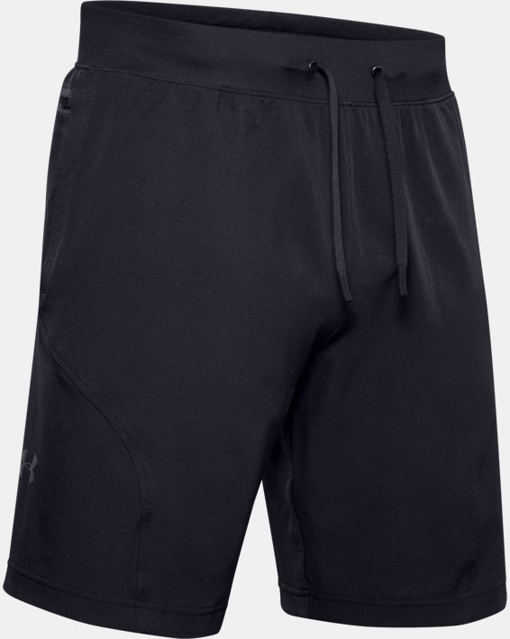 Men's Project Rock Unstoppable Shorts, Black, pdpMainDesktop image number 4