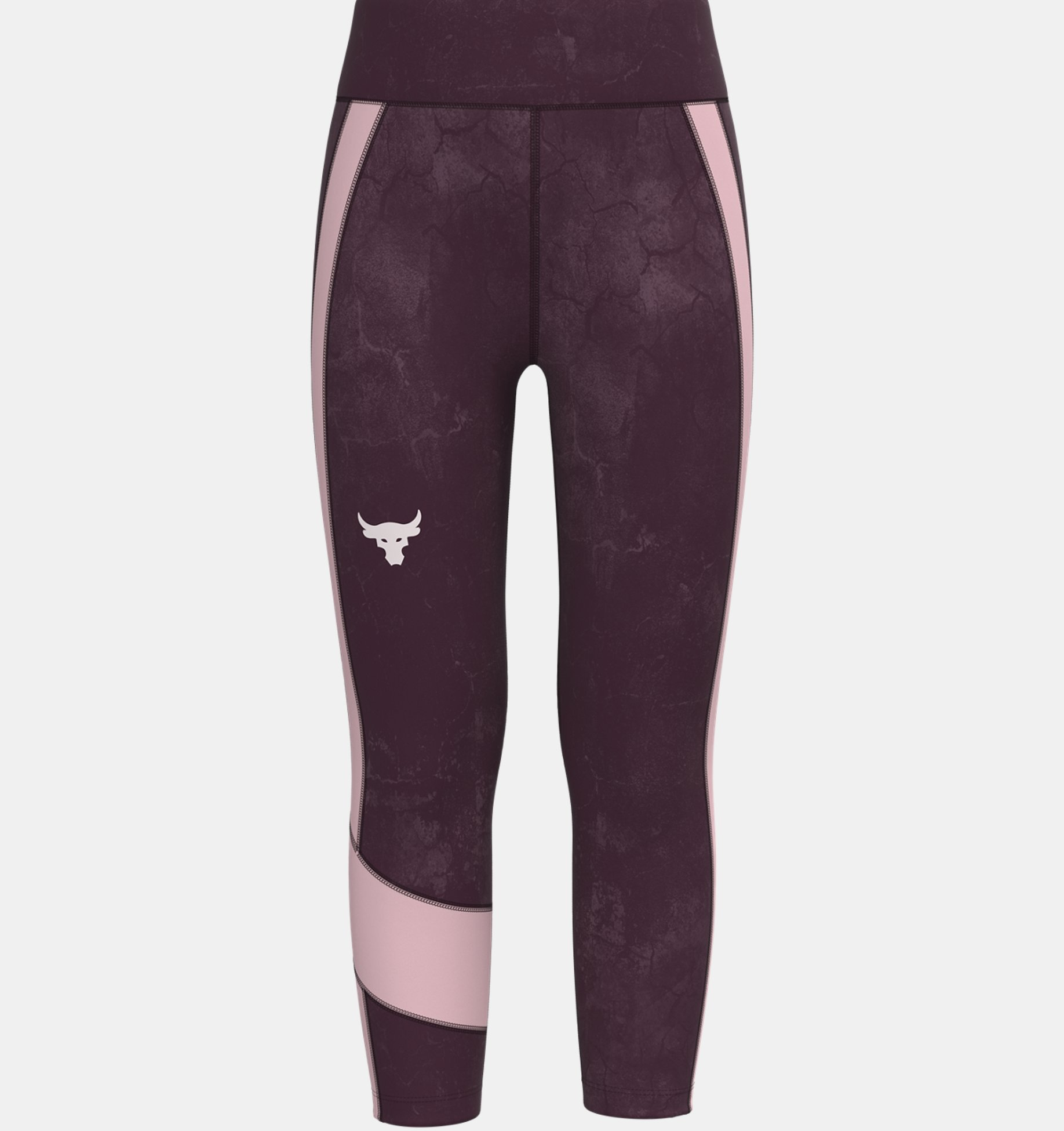 Underarmour Girls Project Rock Ankle Crop