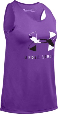 Under Armour Girls Uv Graphic Tank