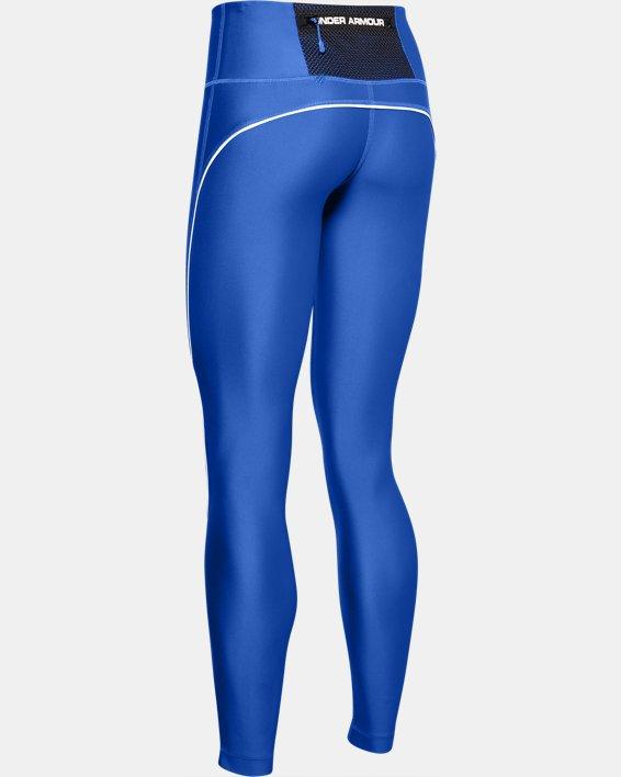 Women's UA Summit Leggings, Blue, pdpMainDesktop image number 5