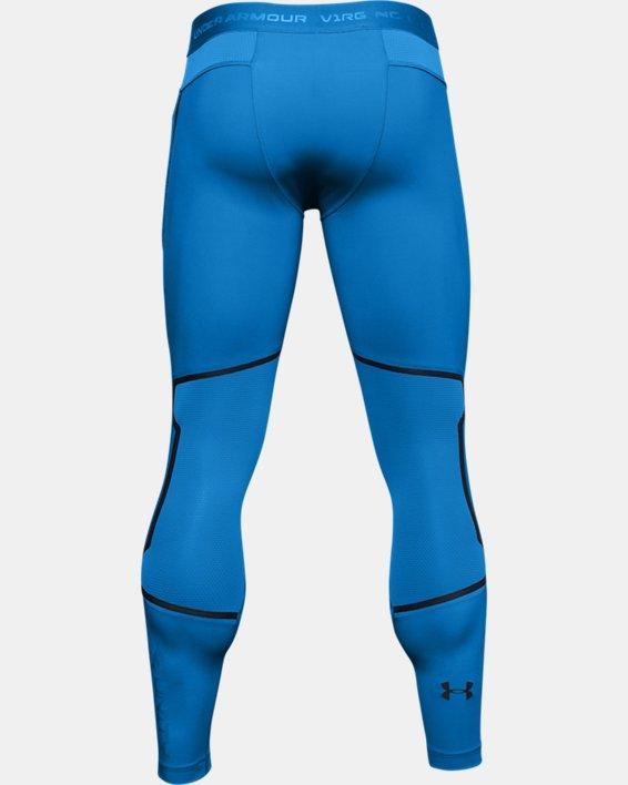 Men's UA + Virgin Galactic RUSH™ Leggings, Blue, pdpMainDesktop image number 5