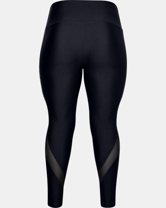UA HG Armr Branded Legging&, Black, pdpMainDesktop image number 5