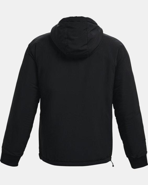 Men's UA Sky Insulate Jacket, Black, pdpMainDesktop image number 5