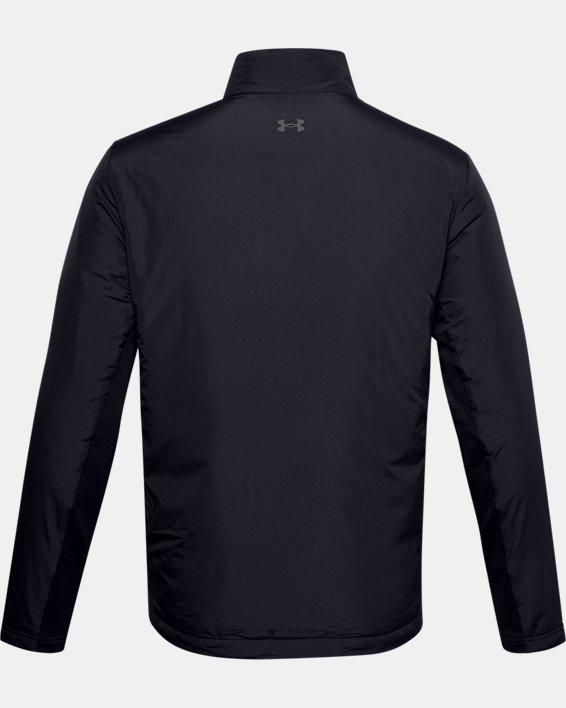 Men's ColdGear® Reactor Golf Hybrid Jacket, Black, pdpMainDesktop image number 4