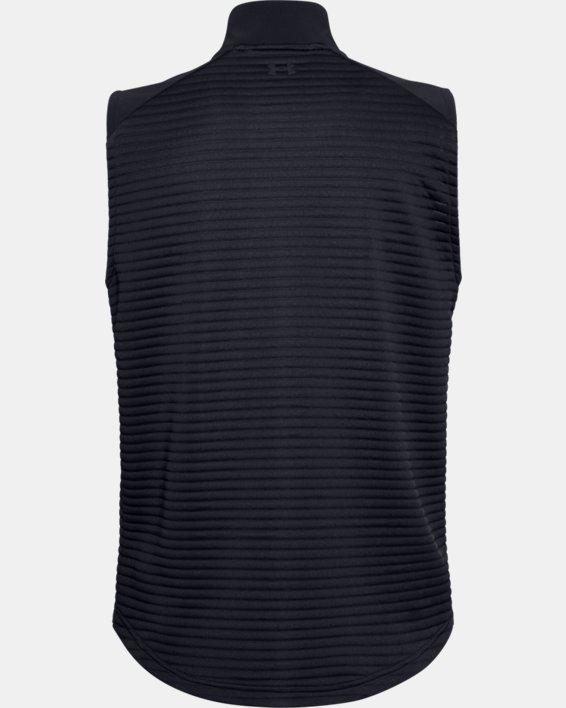 Men's UA Storm Evolution Daytona Vest, Black, pdpMainDesktop image number 4