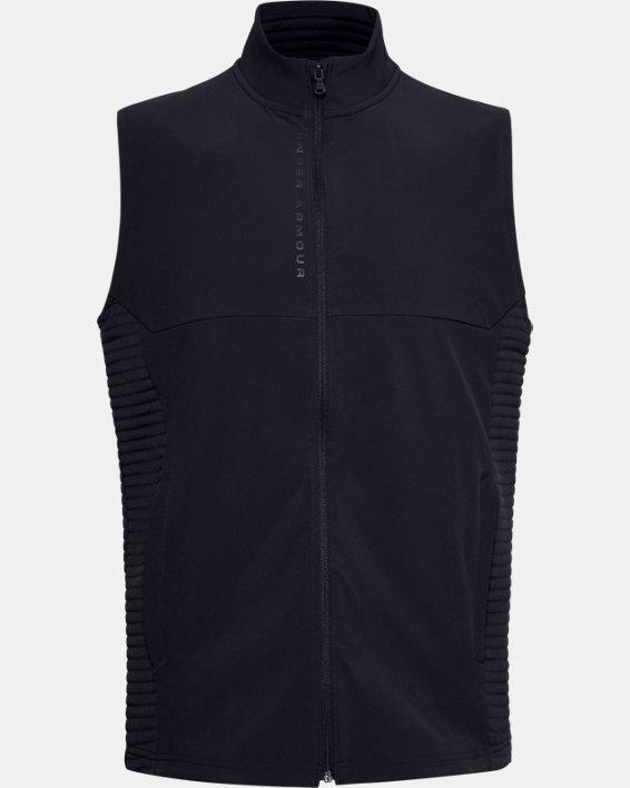 Men's UA Storm Evolution Daytona Vest, Black, pdpMainDesktop image number 3
