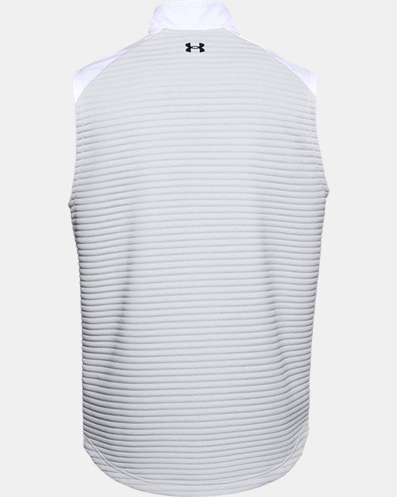 Men's UA Storm Evolution Daytona Vest, White, pdpMainDesktop image number 1