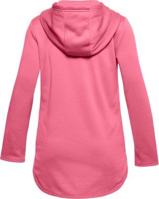 Girls' Armour Fleece® Graphic Wordmark Hoodie | Under Armour