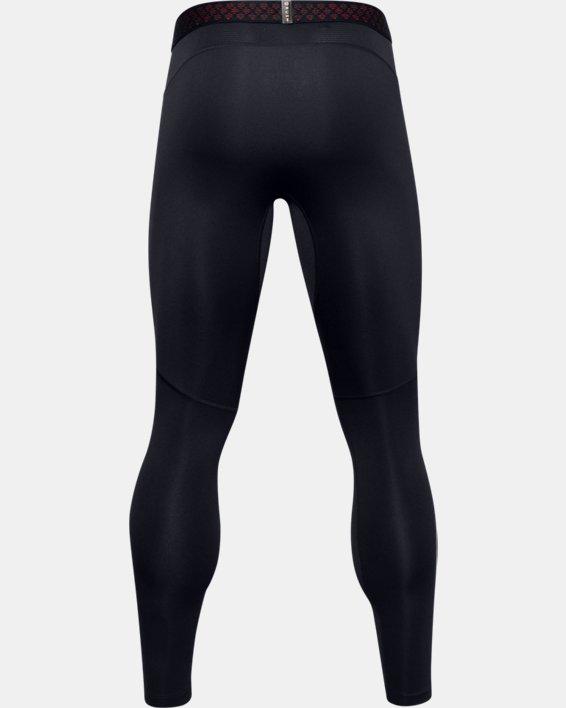 Men's UA RUSH™ ColdGear® 2.0 Leggings, Black, pdpMainDesktop image number 4