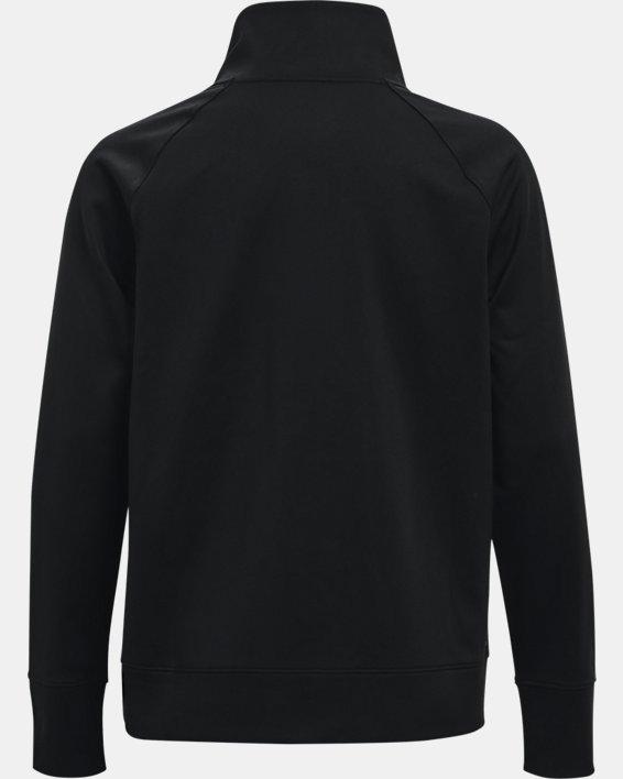 Veste en tricot UA RECOVER™ pour femme, Black, pdpMainDesktop image number 5