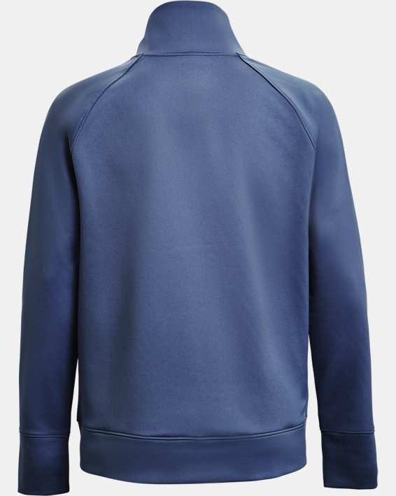 Chaqueta UA RECOVER™ Tricot para mujer, Blue, pdpMainDesktop image number 4