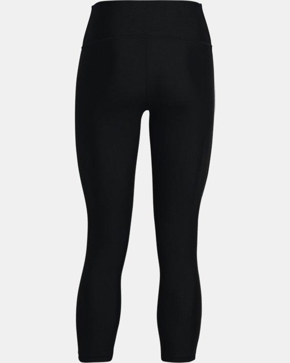 Legging longueur chevilles HeatGear® Armour No-Slip Waistband Taped pour femme, Black, pdpMainDesktop image number 5