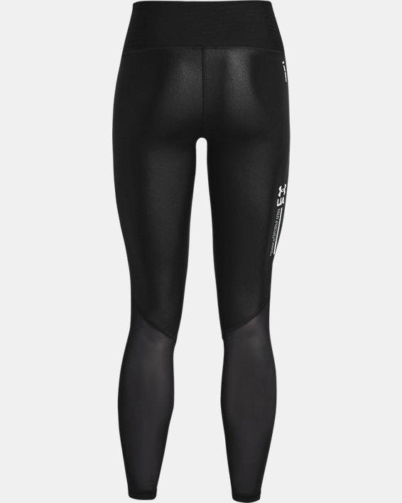 Women's UA Iso-Chill Full-Length Leggings, Black, pdpMainDesktop image number 5
