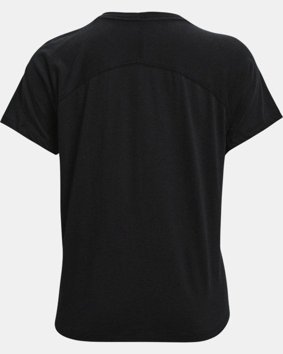 Camiseta de manga corta Project Rock BSR para mujer, Black, pdpMainDesktop image number 4