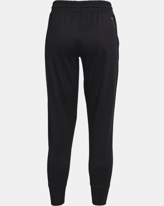 Women's UA RUSH™ Tricot Pants, Black, pdpMainDesktop image number 5