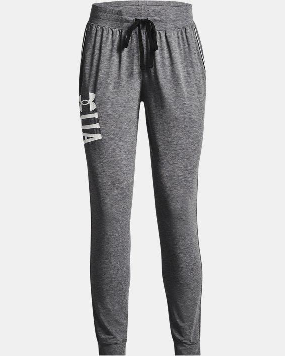 Women's UA RECOVER™ Sleepwear Joggers, Black, pdpMainDesktop image number 4