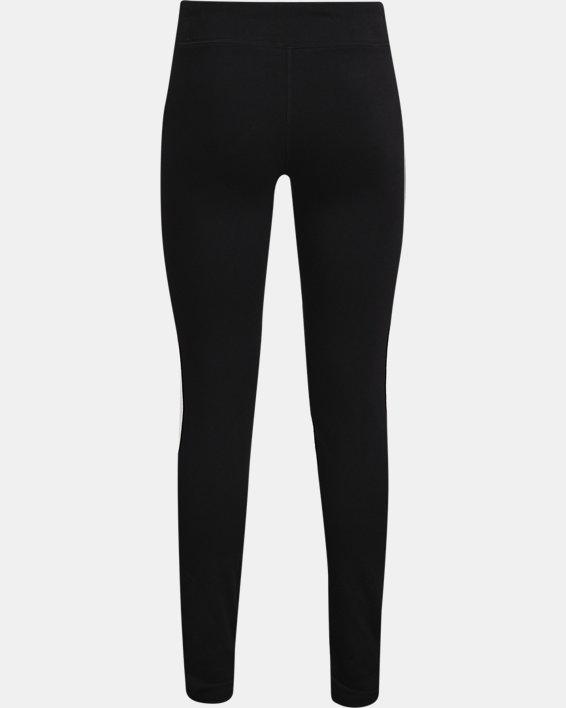 Girls' UA Favorite Leggings, Black, pdpMainDesktop image number 1