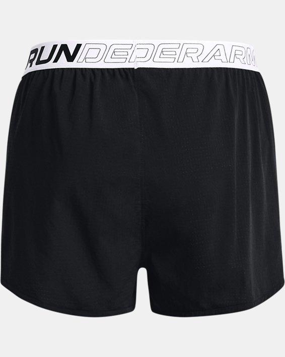 Pantalón corto de running UA Draft para mujer, Black, pdpMainDesktop image number 4