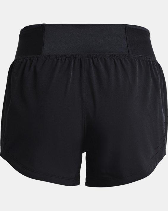 Women's UA Speedpocket Shorts, Black, pdpMainDesktop image number 5