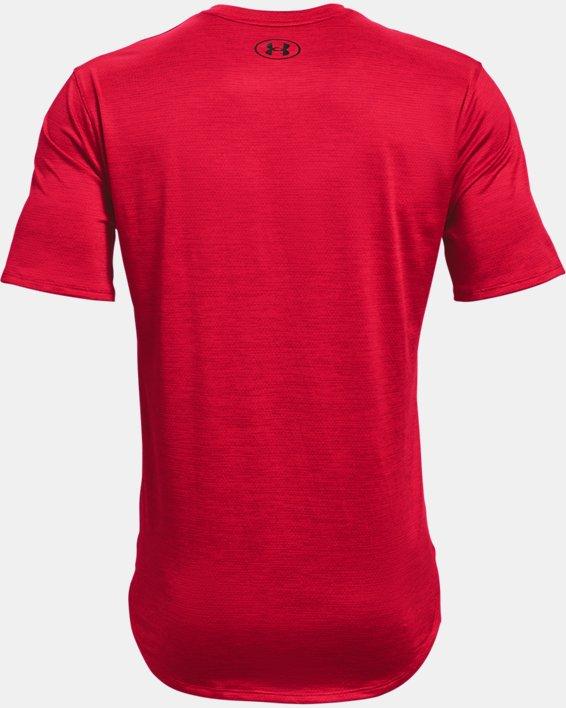 Men's UA Training Vent 2.0 Short Sleeve, Red, pdpMainDesktop image number 5