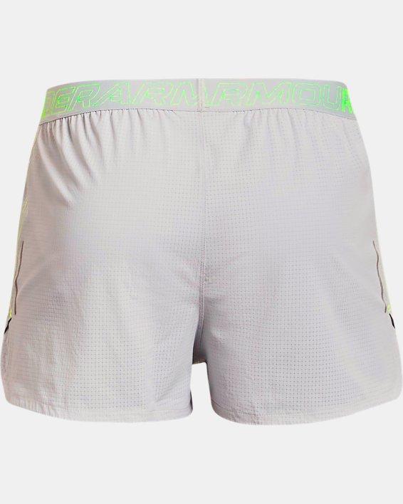 Men's UA Draft Run Shorts, Gray, pdpMainDesktop image number 4