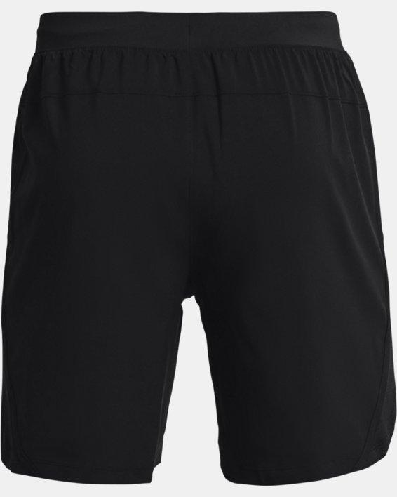 "Men's UA Launch Run 7"" Shorts, Black, pdpMainDesktop image number 7"